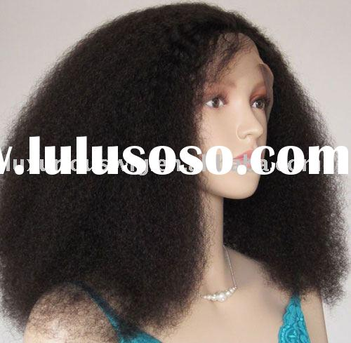 African american's lace front wig wholesale