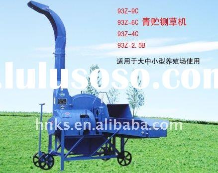 Agriculture waster crusher/grass cutting machine