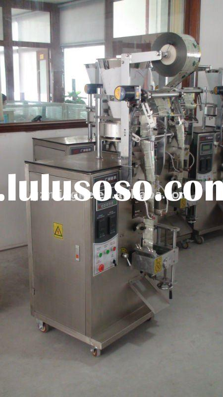 Automatic granule materials sachet with three sides sealed Packing Machine