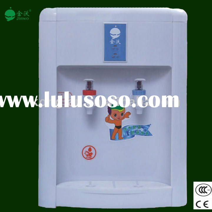 Bottleless table top cold and hot water dispenser ,Pipeline desktop water cooler