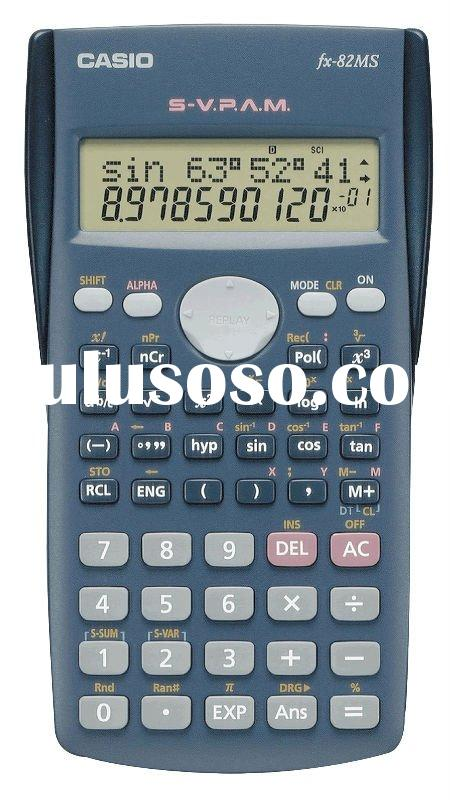 Casio FX 82 MS Scientific Calculator