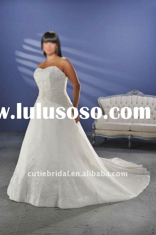Cheap plus size wedding dress ,bridal wedding gowns ,beautiful dresses 1961