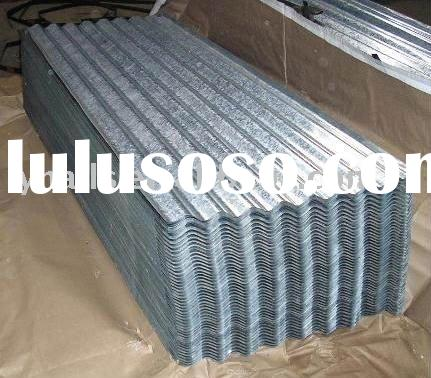 Corrugated Steel Roofing sheet (factory)
