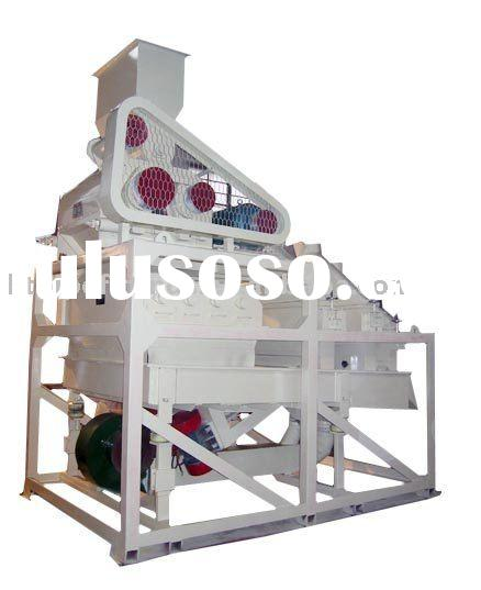 Cotton seed huller and separator