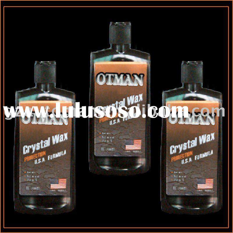 Crystal Wax Car Care Products crystal products