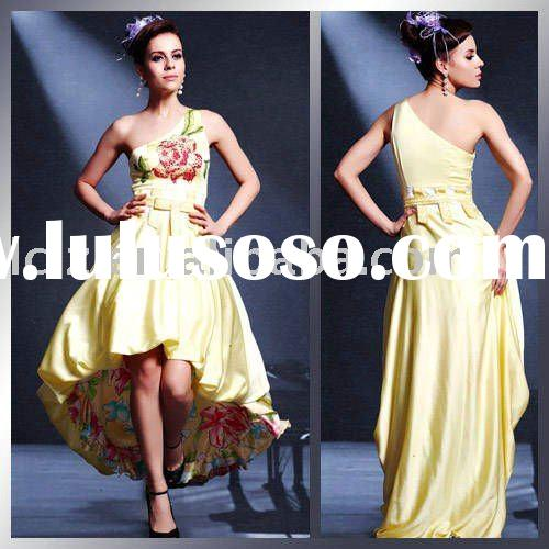 D30113 vintage classic women evening dress free shipping