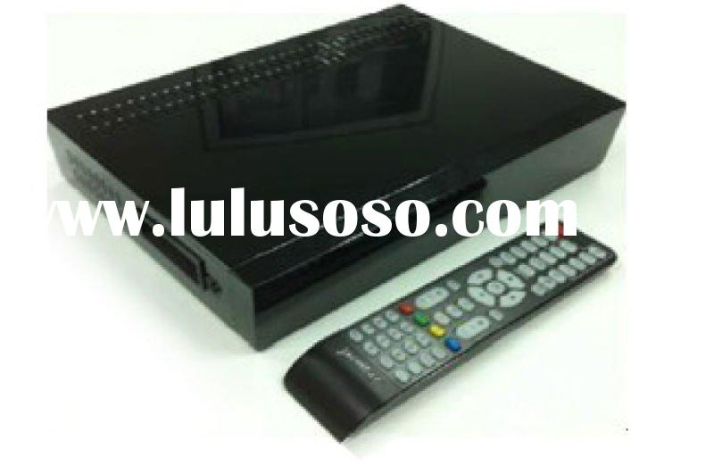 DVB-C HD Twin Tuner/HDD PVR with 1,000 Channels Capacity, Supports Push VOD