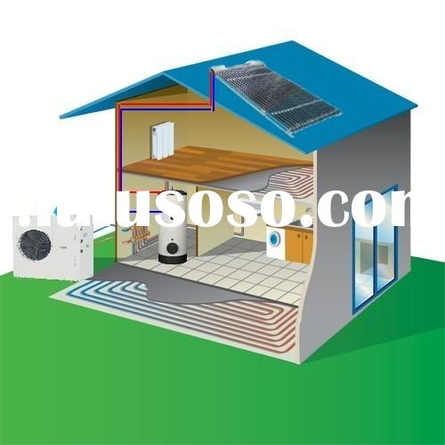 Diagram of Split Pressure Solar Water Heater