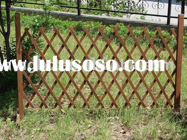 Genial Dog Wooden Fence , Dog Playpen , Garden Pets Fence Wooden Pet Fence