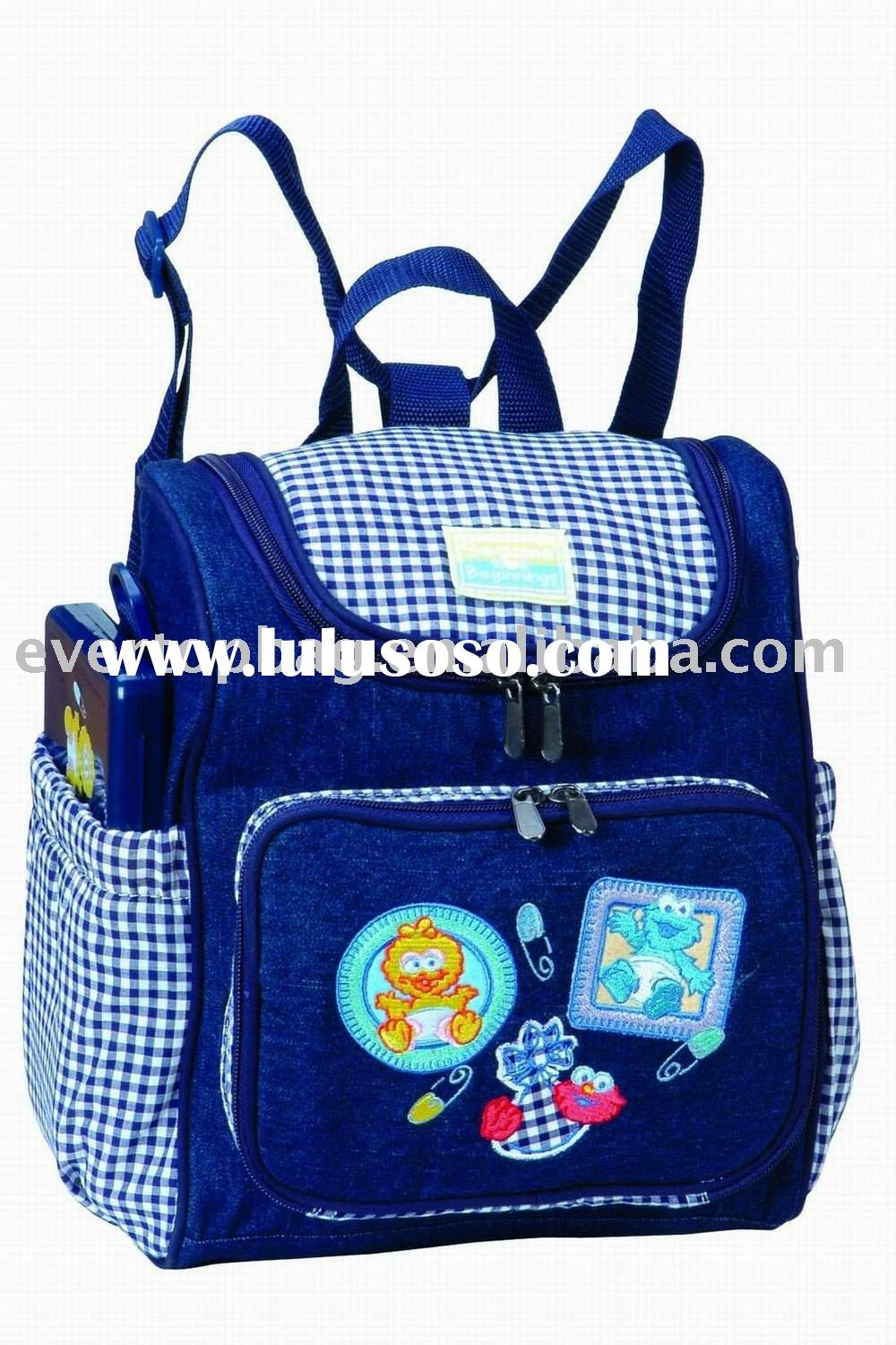Durable Baby diaper bag