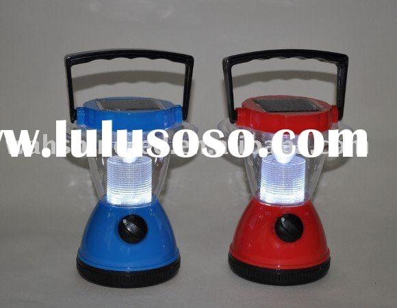 Durable Solar LED Camping,Outdoor Lighting