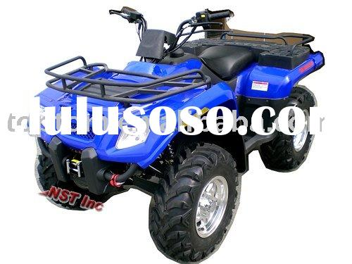EEC & EPA approved 4WD 400cc ATV (400cc 4x4 ATV horse power: 23.5)