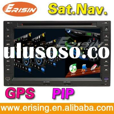 "Erisin ES838V 2 Din 7"" Car DVD Player special for PEUGEOT 307"