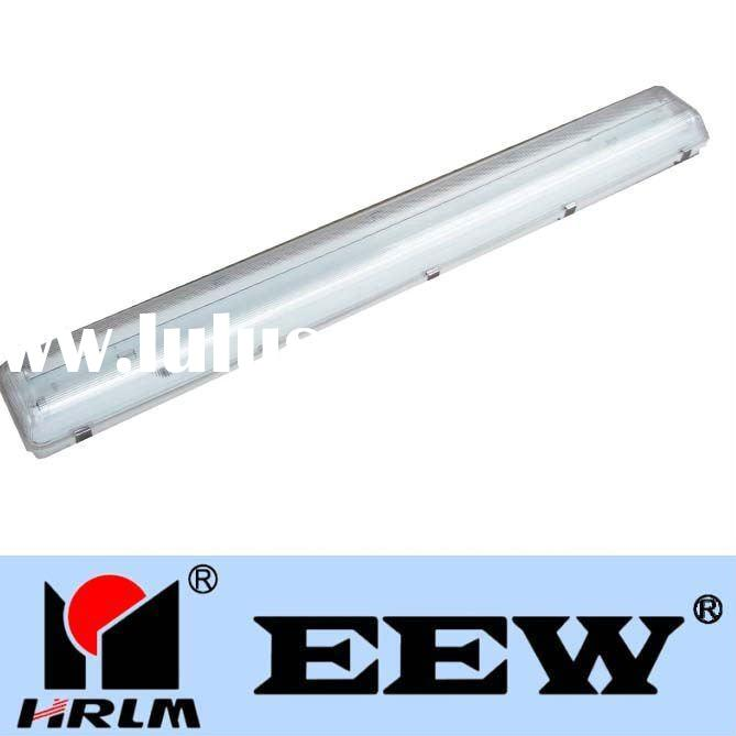 FPY IP65 Weatherproof t8 fluorescent light with inductance ballast manufacturer China