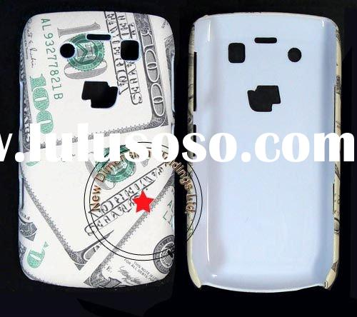 Fashion Dollar Pattern Hard Cover Case for Blackberry Bold 9700