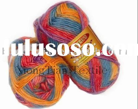 Felting wool yarn,hand knitting wool yarn