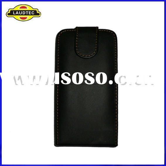 For Samsung Galaxy Nexus I9250 Leather Case,Leather Flip Case,Holster Leather Case,New Arrival,Laudt