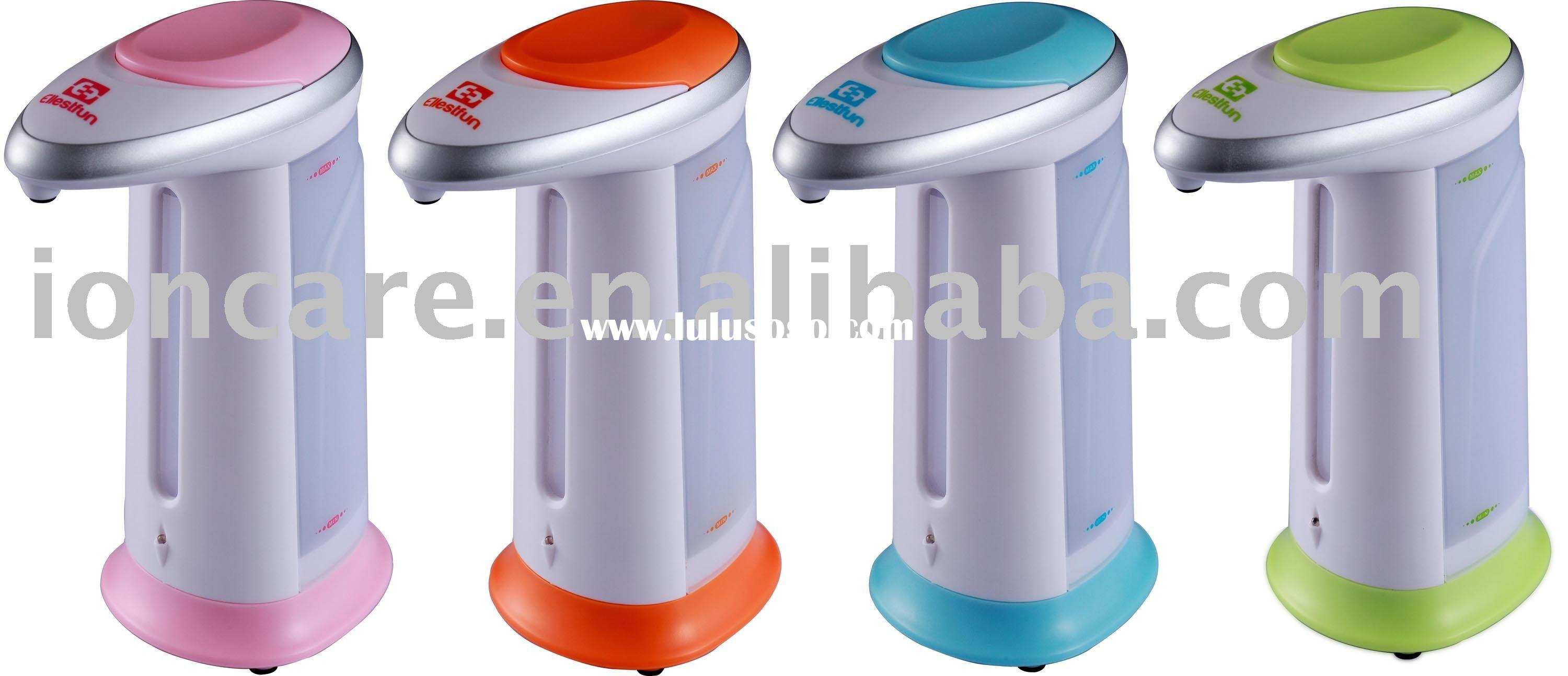 Geniesoap Touchfree Automatic Soap Dispenser For Bathroom Kitchen