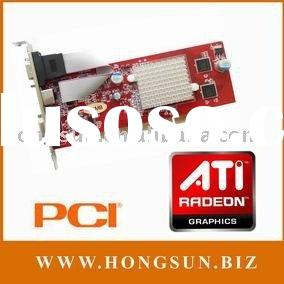 Graphic card PCI ATI Radeon 9200 64MB Dual VGA