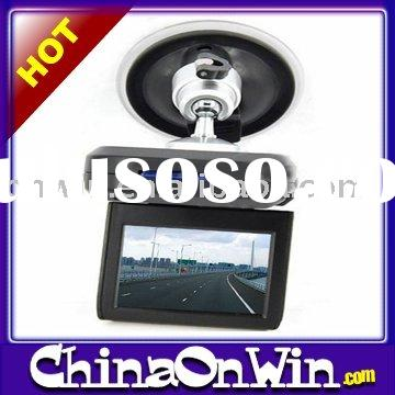 HD Car DVR Camera With Motion Detector