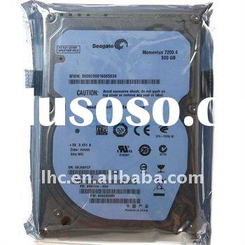 Hard Drive Seagate ST9500420AS 500GB 7200RPM 16MB for laptop