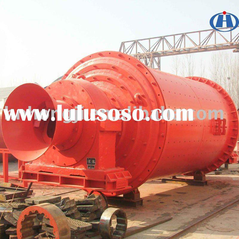 High Capacity Ball Mill for Gold Ore grinding