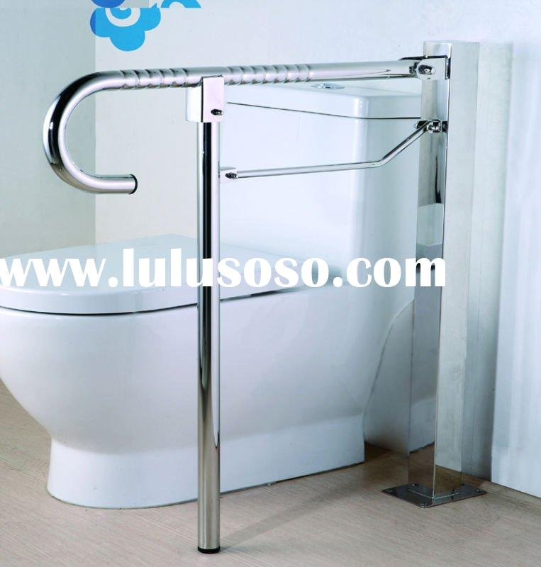 Hand rail in bathroom - Handicap bars for bathroom toilet ...