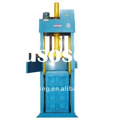 Hydraulic Baler Compactor for Used Clothes