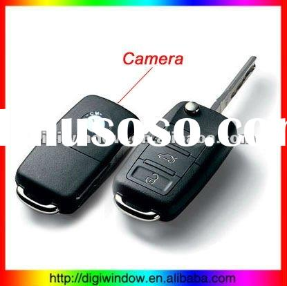 Keychain Hidden Camera DVR with Motion Detection (DW-D-081)