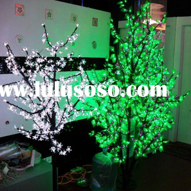 LED Christmas tree,outdoor led tree lights