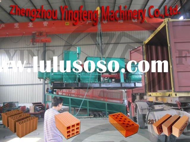 Labor saving!! automatic clay brick project,brick machine price