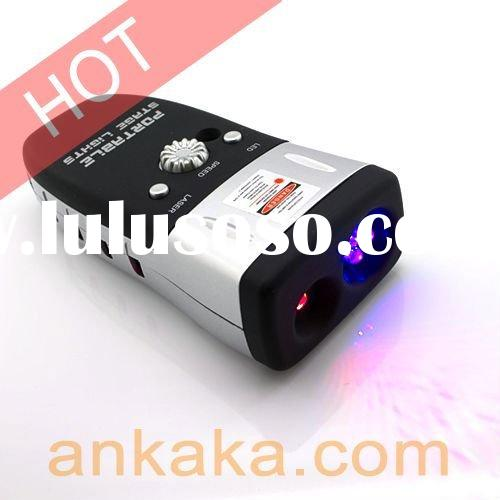 Laser Stars Projector - Red & Green Lighting with Star Universe Effect