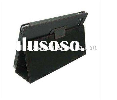 Leather Case for Acer Iconia Tab A500 with stand Book Type Tablet PC 10""