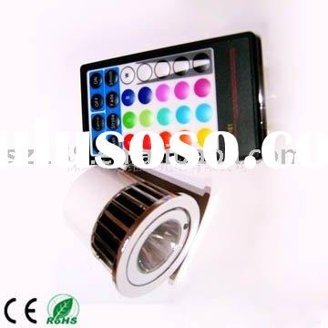 MR16-RGB-2 LED Lamp LED Remote Control Lamp