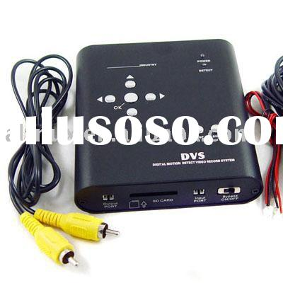 Mini DVR Digital Video Recorder + Motion Detect H46