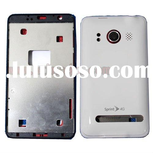 Mobile Phone Original white housing for HTC EVO 4G Sprint 4G