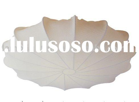Modern fabric shade decorative Ceiling lamp/light/lighting fixture
