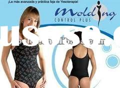 Molding control magic body shaper Latex slimming bodysuit