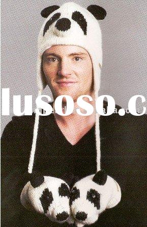 All About Free Kungfu Panda Inspired Hat Knitting Pattern With
