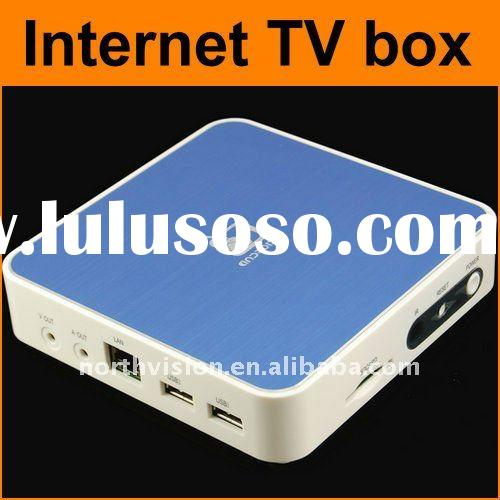 Newest digital tv set top box,HD 1080P,2.4G wireless control,up to 32GB