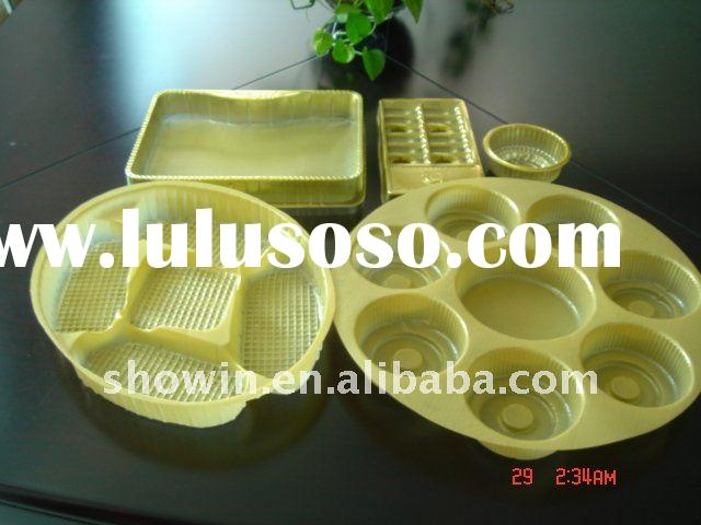 Plastic /disposable/blister cookie tray