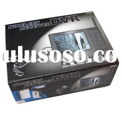 Police DVR,Wearable DVR camera,wireless Portable dvr - Mini DVR, Portable DVR, Mini DV High resoluti