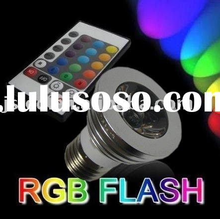 RGB MR16 GU10 GU5.3 E27 LED Bulb Light Lamp 12V 110V 220V 16 Color Change Remote Control led LIGHT s