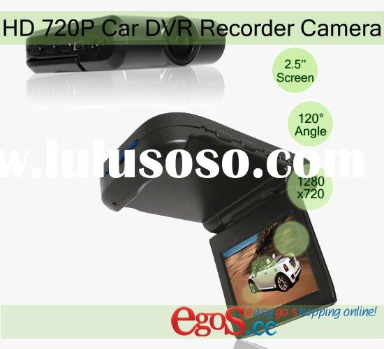 Real HD 720P Car DVR Recorder Camera