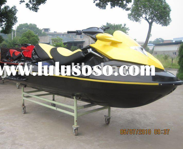 Seadoo jet ski with national patent closed-loop fresh water cooling system