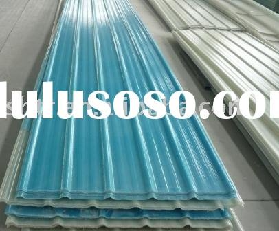 Skylite Frp Panel( Fiberglass Corrugated Panel, Roof Translucent Sheet, Frp  Skylight Sheet/