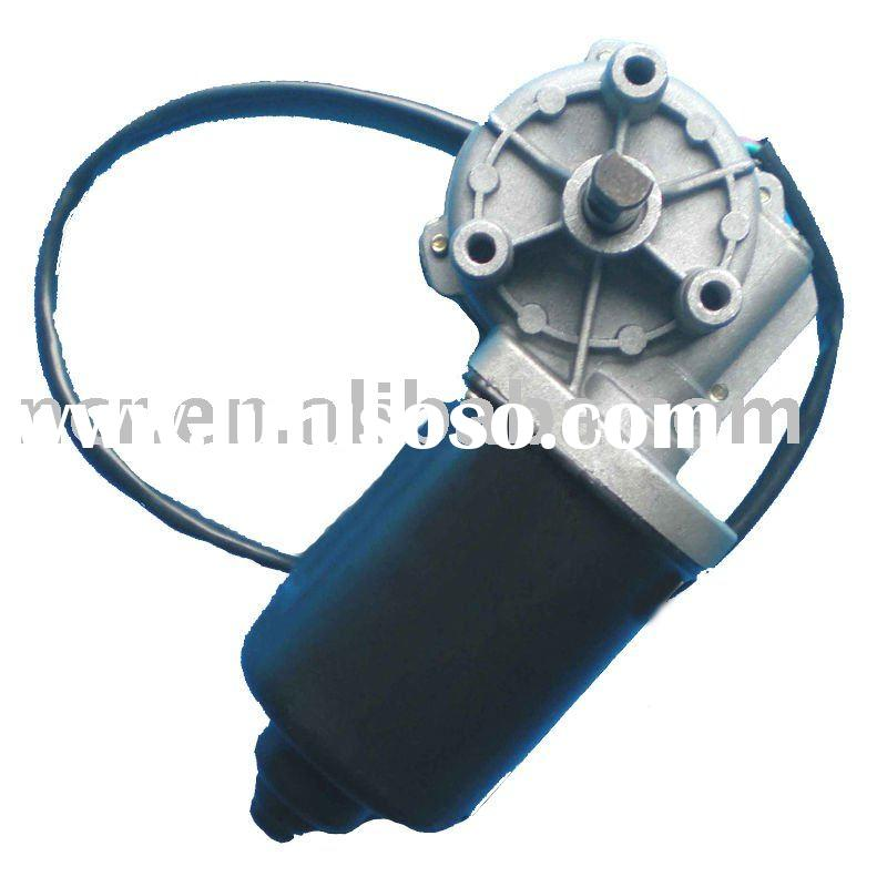 Small 30W Wiper Motor for car and industrial machinery (NCR S005 30W 12V)