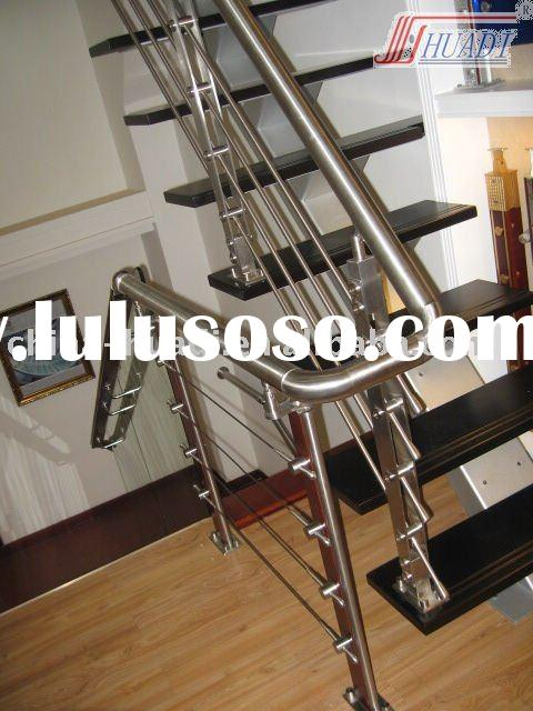 Portable Steel Steps : Aluminum portable stairs deck