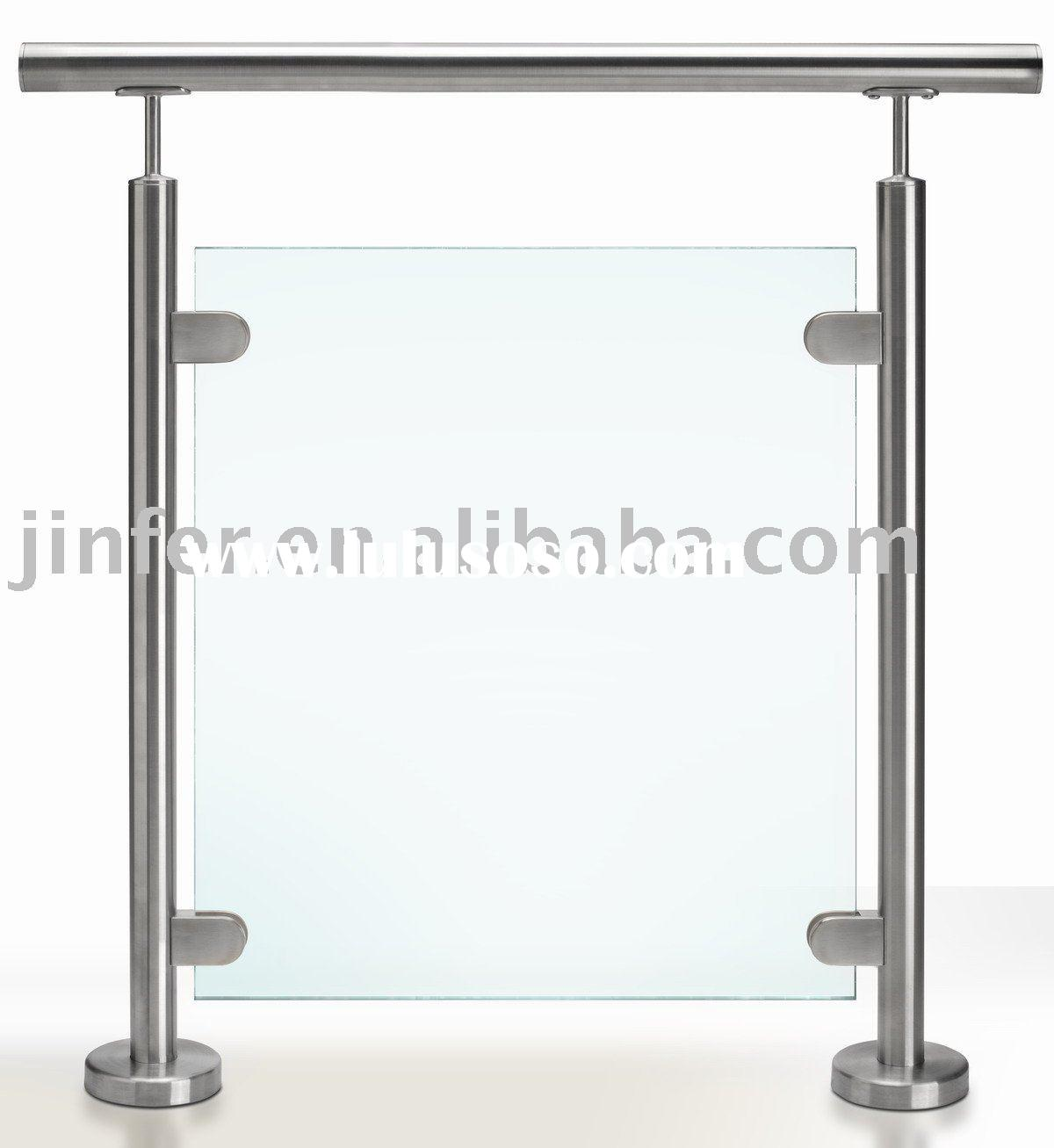 Stainless steel Railing System/inox baluster/cable railing/modular balustrade system/stainless raili
