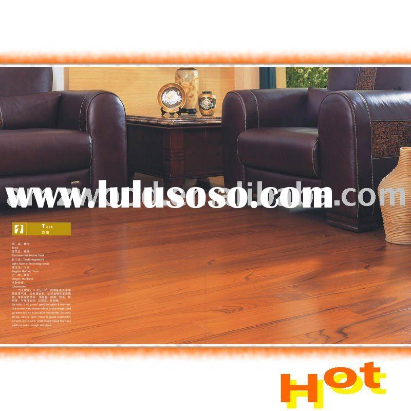 TEAK Engineered Wood Flooring (Multi-layer, Durable, Guangzhou, Professional Factory) HOT SALE